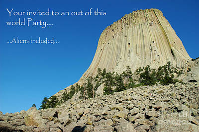 Devils Towercard 3 Poster