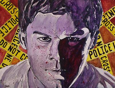 Dexter Poster by Jeremy Moore