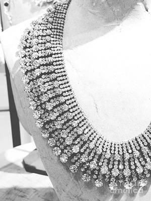 Diamonds Poster by Lynsie Petig