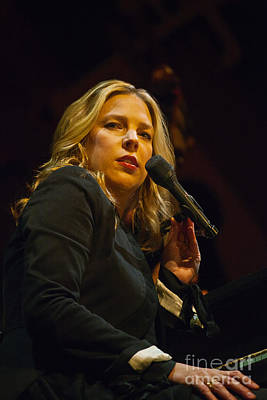Diana Krall Poster