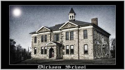 Dickson School Poster
