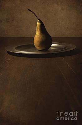 Dish Of The Day Poster by Jaroslaw Blaminsky