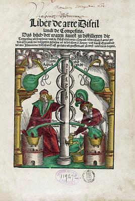 Distillation Apparatus Poster