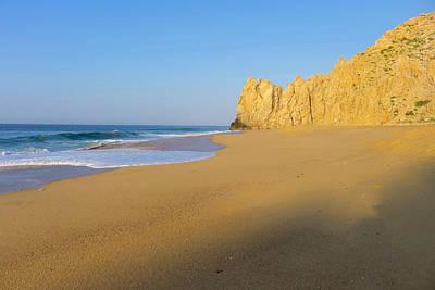 Divorce Beach, Cabo San Lucas, Baja Poster