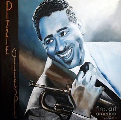 Dizzie Gillespie Poster