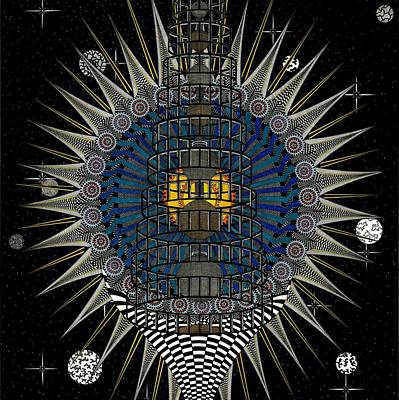 Dna Prophecy Poster by Ron Jones