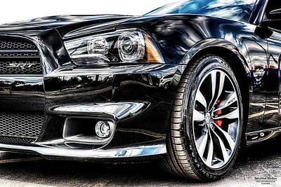 Dodge Charger Srt Poster