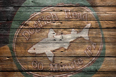 Dogfish Head Poster by Joe Hamilton