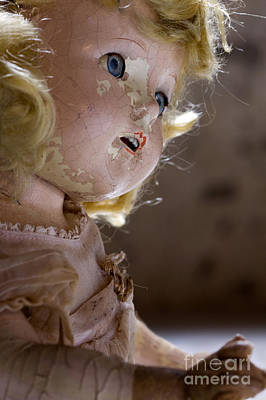 Doll In The Attic Poster