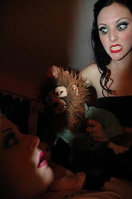 Dolls 1-68 Poster by Liezel Rubin