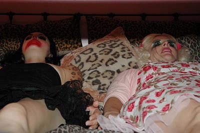 Dolls 2-209 Poster by Liezel Rubin