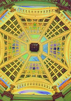 Domed Ceiling Poster