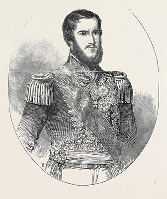 Don Pedro II., Emperor Of Brazil Poster