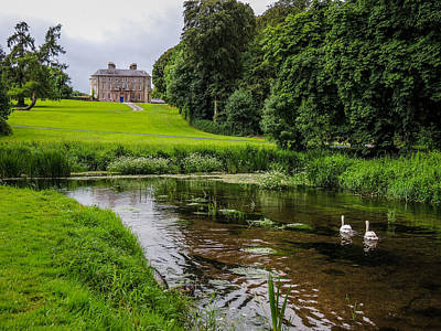 Doneraile Court Estate In County Cork Poster