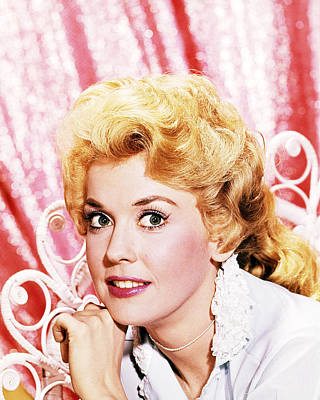 Donna Douglas In The Beverly Hillbillies  Poster by Silver Screen