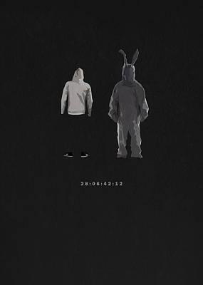 Donnie Darko Poster by Alyn Spiller