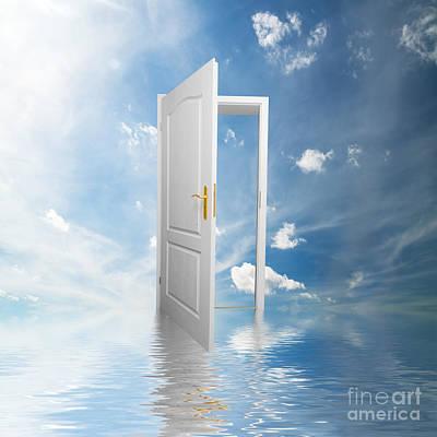 Door To Heaven  Poster