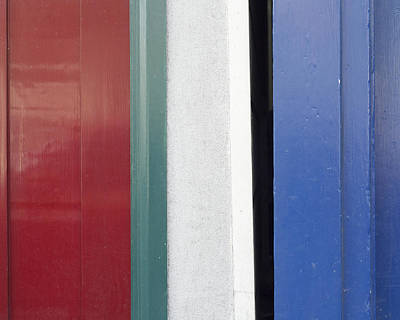 Doorframes Poster by Stuart Hicks