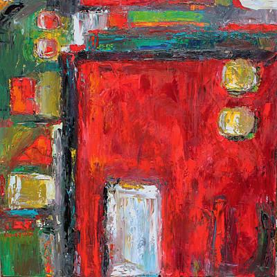 Doors And The Door Poster
