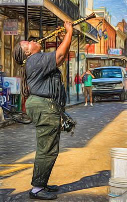 Doreen Ketchens - Paint Poster by Steve Harrington