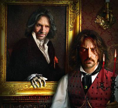 Dorian Poster by Alessandro Della Pietra