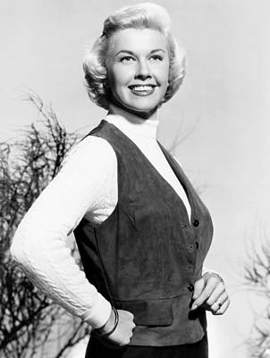 Doris Day, Ca. Early 1950s Poster