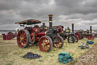 Dorset Engines  Poster