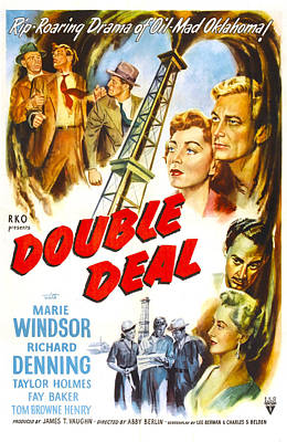 Double Deal, Us Poster, Middle Right Poster by Everett