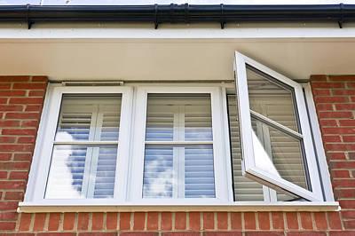 Double Glazed Window Poster by Tom Gowanlock