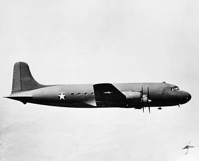 Douglas Skymaster C-54 Poster