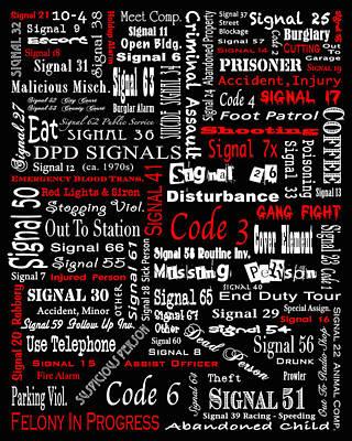 Dpd Signals Poster