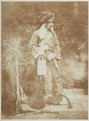 Dr Edward William (john) Lane Poster by British Library