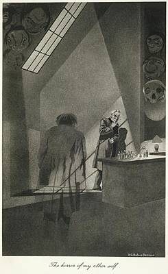 Dr. Jekyll & Mr. Hyde Poster by British Library