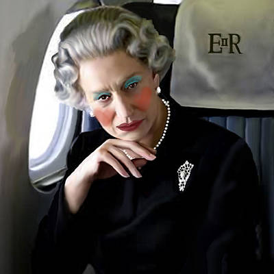 Drag Queen Helen Poster
