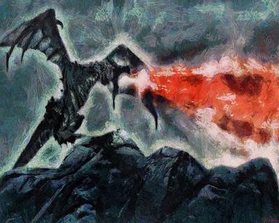 Dragons Breath Poster
