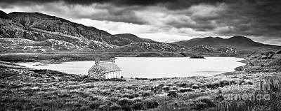 Dramatic Scotland Poster by JR Photography
