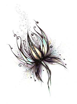 Dream Flower Poster