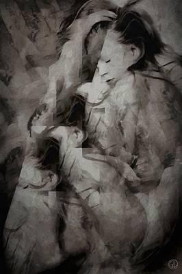 Dream Poster by Gun Legler