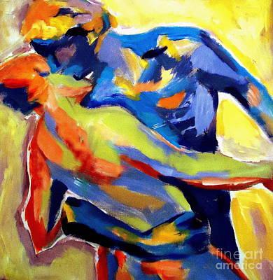 Dream Of Love Poster by Helena Wierzbicki
