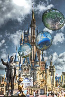 Dreamer Of Dreams Poster