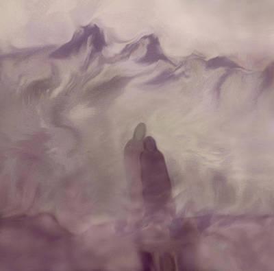 Dreams #046 Poster by Viggo Mortensen