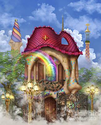 Dreams Of Gaudi Poster