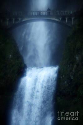 Dreamy Bridge Poster
