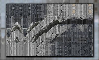 Drifting Poster by Tim Allen