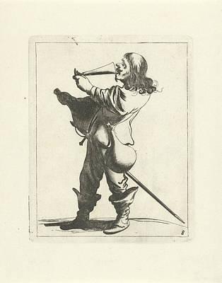 Drinking Fool, Pieter Jansz Poster