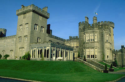 Dromoland Castle In Ireland Poster