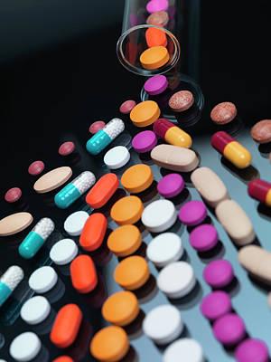Drug Development Poster