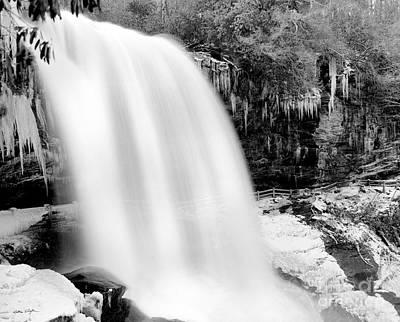 Dry Falls Winter 2006 Poster