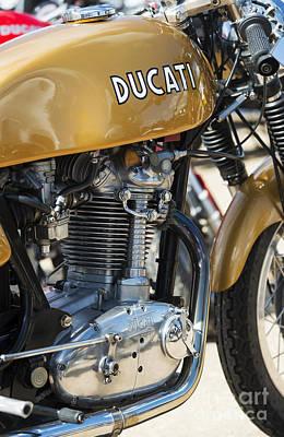 Ducati Desmo Mk 3  Poster