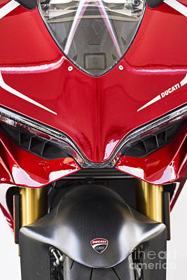Ducati-unplugged V11 Poster